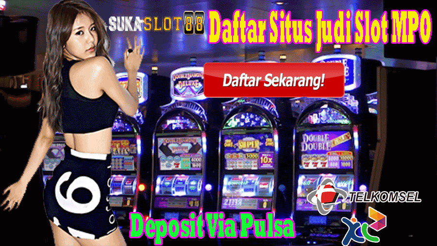 Image Result For Daftar Judi Slot Via Pulsa